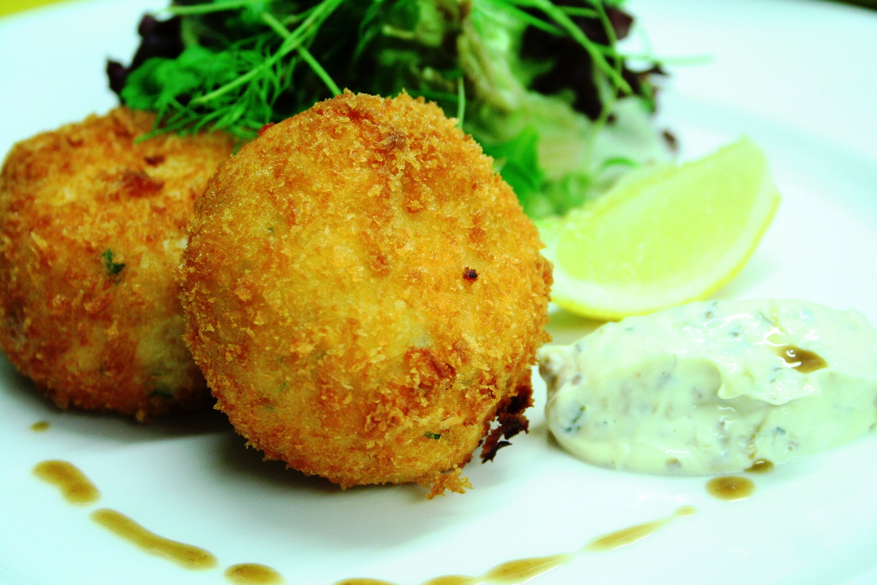 Adding some final cake ideas and designs for Salmon fish cakes